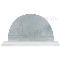 Großer Bogen mit historischem Motiv Olbernhau