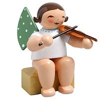 Engel klein mit Geige