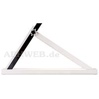 LED Arch White-Black