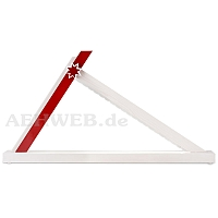 LED Arch White-Red