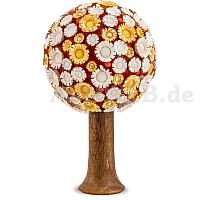Blütenbaum rot/gelb/pastell
