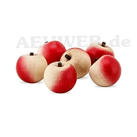 Äpfel 6 Stück ohne Haken