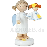 Angel with Kathrinchen Puppet