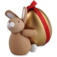 Rabbit with Golden Egg
