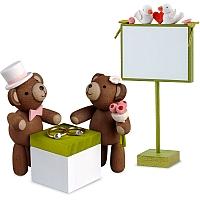 Good Luck Bears Wedding