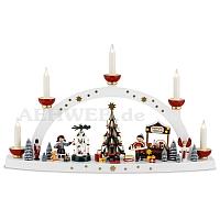 Schwibbogen Erzgebirgische Weihnacht