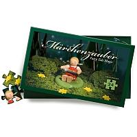 Märchenpuzzle Sterntalermädchen 24 Teile