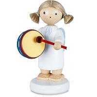 Engel mit Tamburin