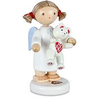 Engel mit Teddy Nr. 15