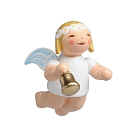 Little Suspended Angel with Bell