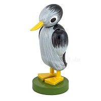 Pinguin mittel stehend