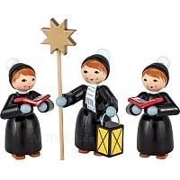 Weihnachtsmarktkurrende schwarz von Ulmik
