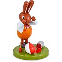 Hasen mit Farbeimer 8 cm