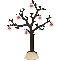 Blüten mit Haken für Apfelbaum