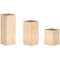 Drei Stelen für Schleifenengel