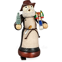Smoking Man Toy Maker stained from Ulmik