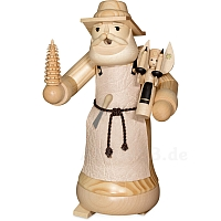 Smoking Man Toy Maker nature leave from Ulmik